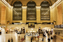 GRAND CENTRAL TERMINAL von Darren Martin