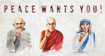 Peace wants you by Giovanni Balletta