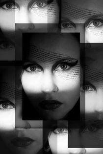 Face Mosaic by Carmen Davila