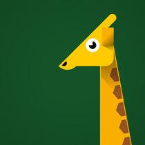 Giraffe von virkelyst