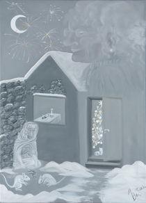 das Mädchen mit den Schwefelhölzchen von Annemarie Blankhorn