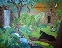 Dschungel von Annemarie Blankhorn