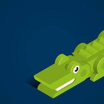 Crocodile von virkelyst