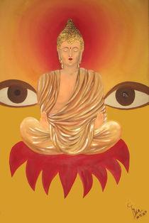 Budda von Annemarie Blankhorn