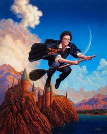 Harry Potter Parrish by Adam McDaniel