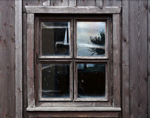 window of soul by Franziska Rullert