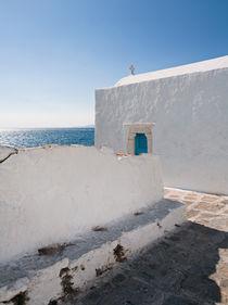 Church - Mykonos, Greece von Colin Miller