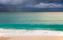 Beach - Cancun, Mexico by Colin Miller