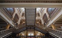 Palacio de Correos von Colin Miller