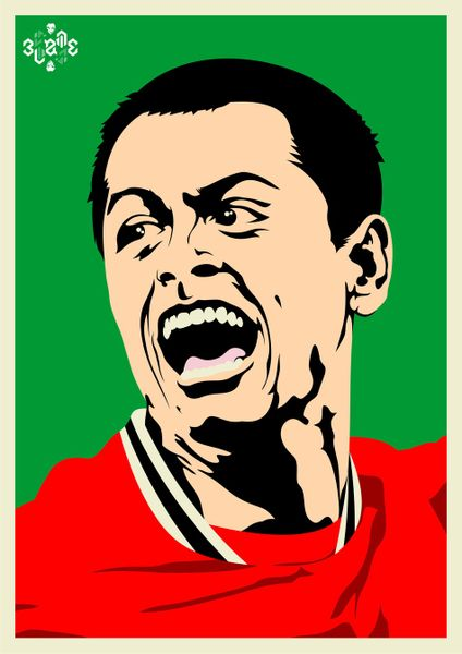 """chicharito"" Graphics/Illustration art prints and posters ..."