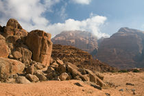 Wadi Rum by Colin Miller