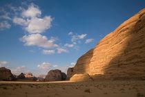 Sunset - Wadi Rum, Jordan by Colin Miller