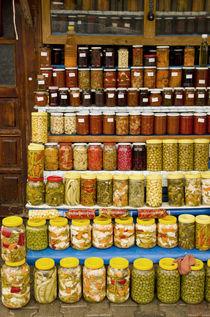 Traditional organic market II by Mahir Anil Kozan