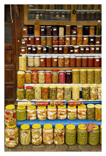 Traditional organic market von Mahir Anil Kozan