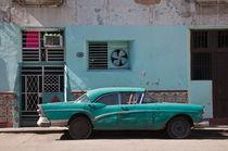 1950s Car - Havana, Cuba von Colin Miller