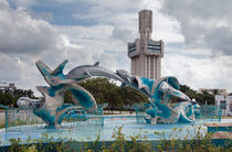Russian Embassy - Havana, Cuba von Colin Miller