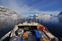 Godthabsfjord - Greenland by Michael Fischer