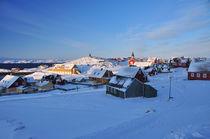 Nuuk - Greenland by Michael Fischer
