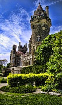 Casa Loma Toronto Canada von Andrew Hartl