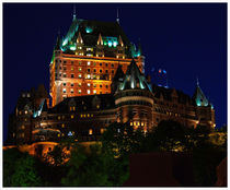 Chateau Frontenac by Andrew Hartl