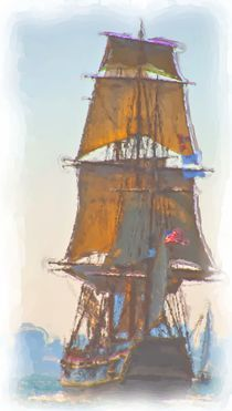 Pirate  ship by Andrew Hartl