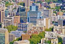 Santiago de Chile by pahit