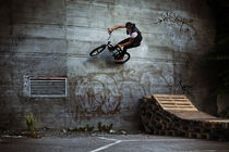 Ghetto wallride by Tomas Kibsgaard Larsen