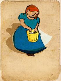 Maids are Milking von Imogen  Henlich