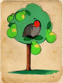 A Partidge in a Pear Tree von Imogen  Henlich
