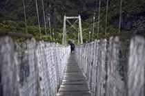 Hanging bridge, von michal gabriel
