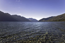 Lake Wakatipu New Zealand, South Island  von michal gabriel