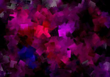 Die-farbe-lila