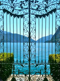 door in the lake by soulshots