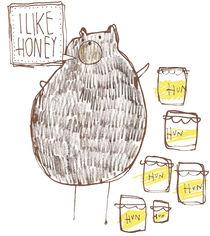 I like honey by cinzyay