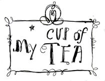 My cup of tea by cinzyay