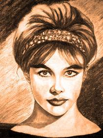 Frau 1968 von Thomas Brandt
