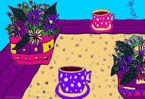 Kaffeepause by Kerstin Schuster
