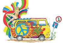 Hippie. von Igor Nikolaenko
