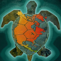 Turtle Island by Mark Wagner