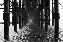 Underneath old pier von michal gabriel