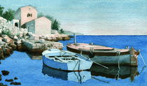 quiet harbour von Davor Reisinger