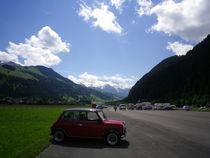 Classic Mini in Switzerland von Andrew Lanfear