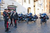 Carabinieri by Andrew Hartl