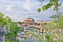 Roman Landscape by Andrew Hartl