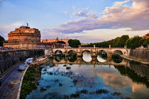 Scenic view of Rome by Andrew Hartl