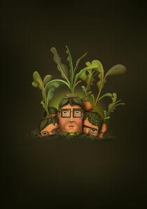 Carrots by Renato Klieger Gennari