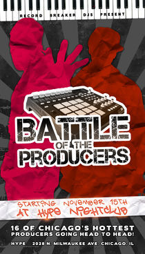 Battle of the Producers by Carter Isonhart
