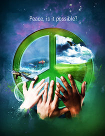 Peace?  by Brent Waison