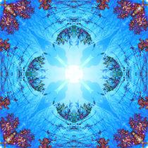 Sky Star Mandala von Branden Thompson