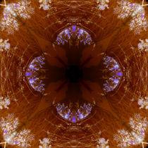 Sky Star Mandala 2 von Branden Thompson